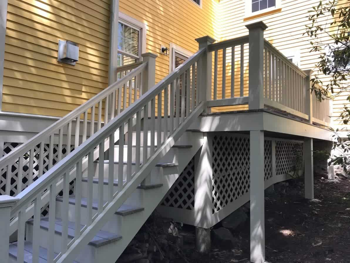 deck restoration companies near me arlington