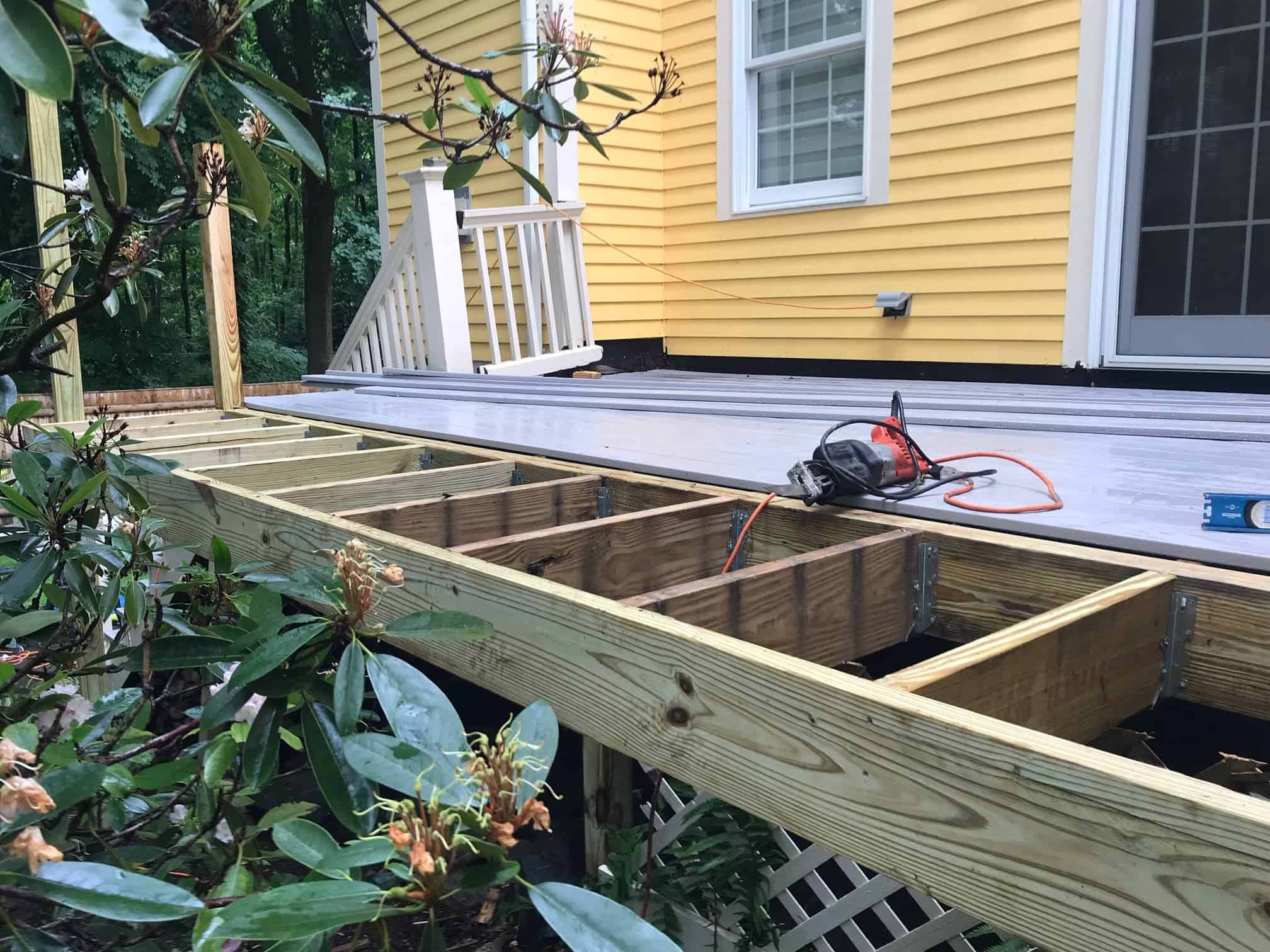 deck repair contractors arlington