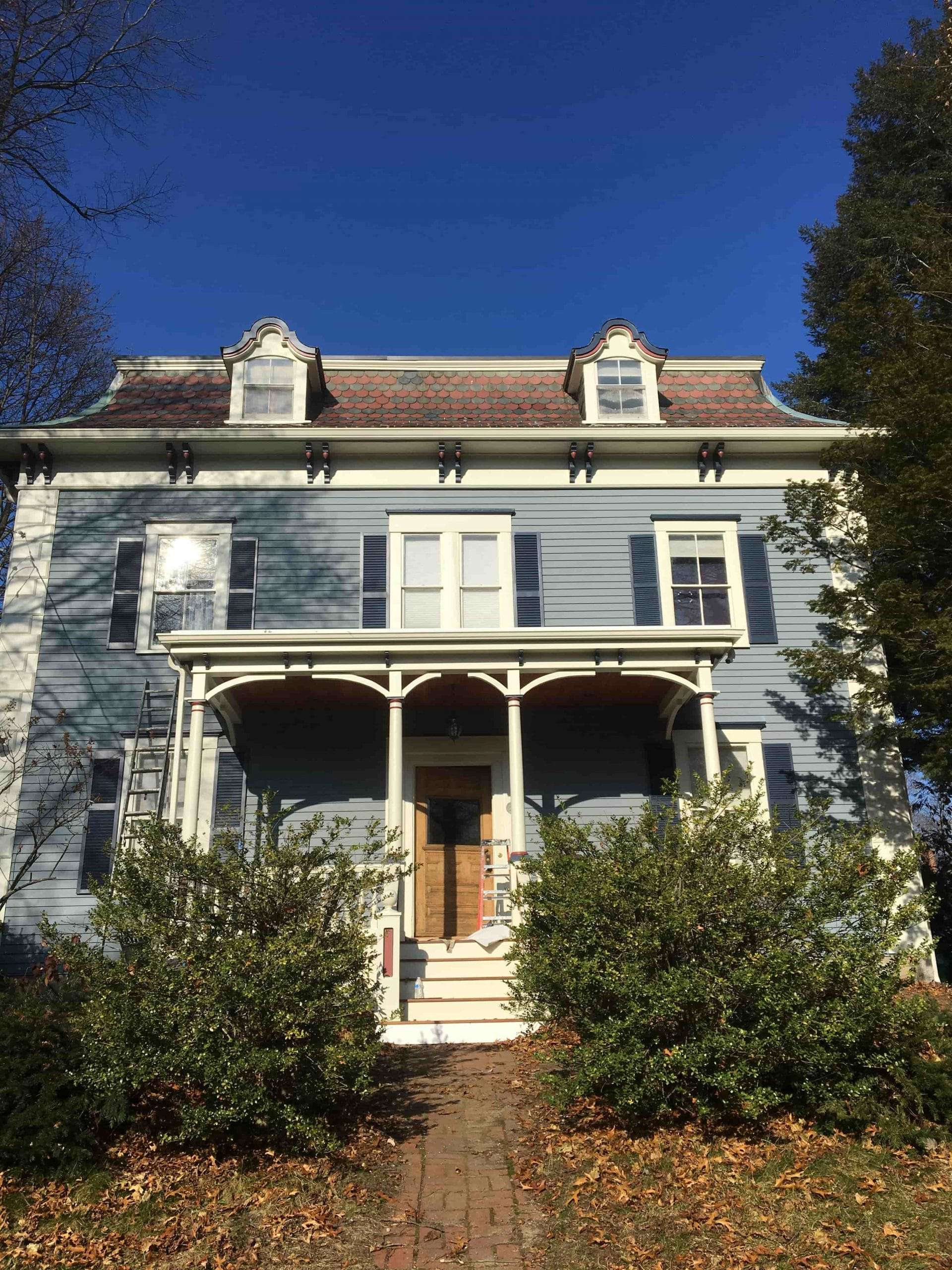 exterior painters near me massachusetts