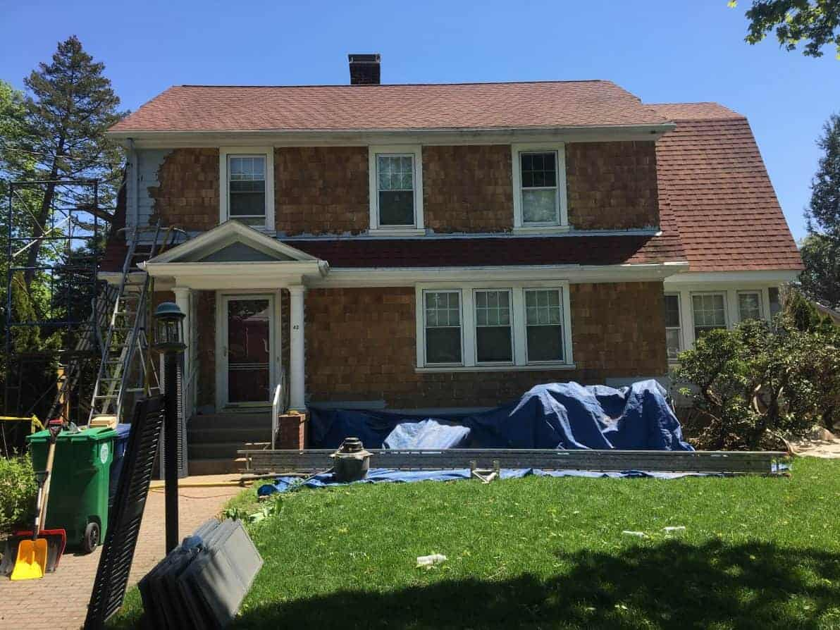 exterior house painting and removal massachusetts