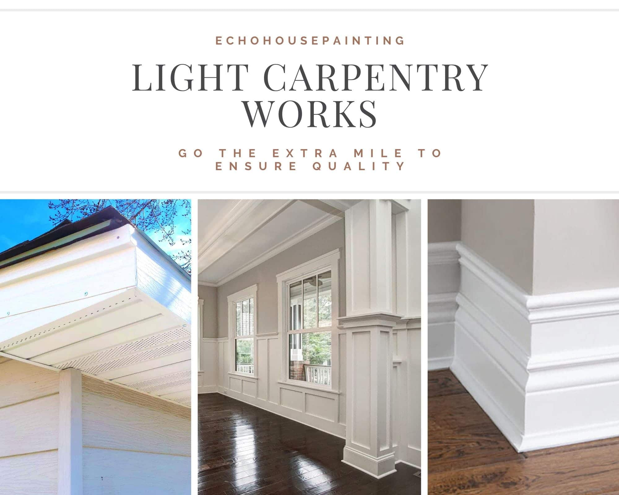 light carpentry services massachusetts