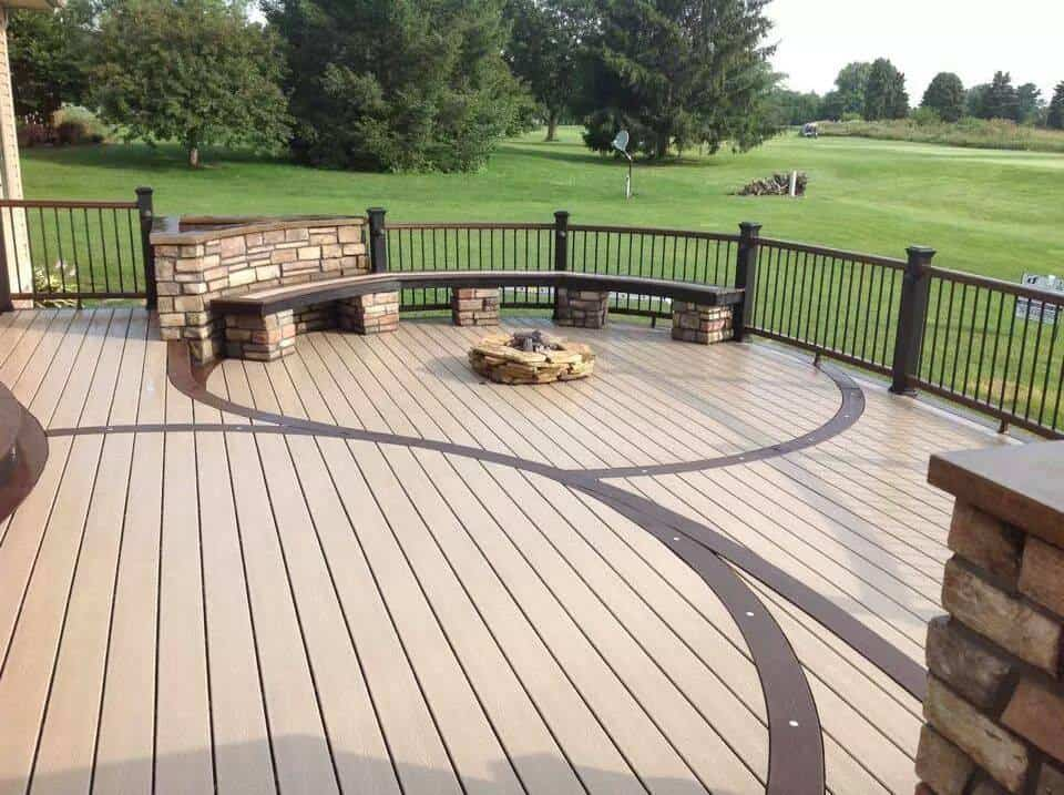 deck repair and staining services massachusetts