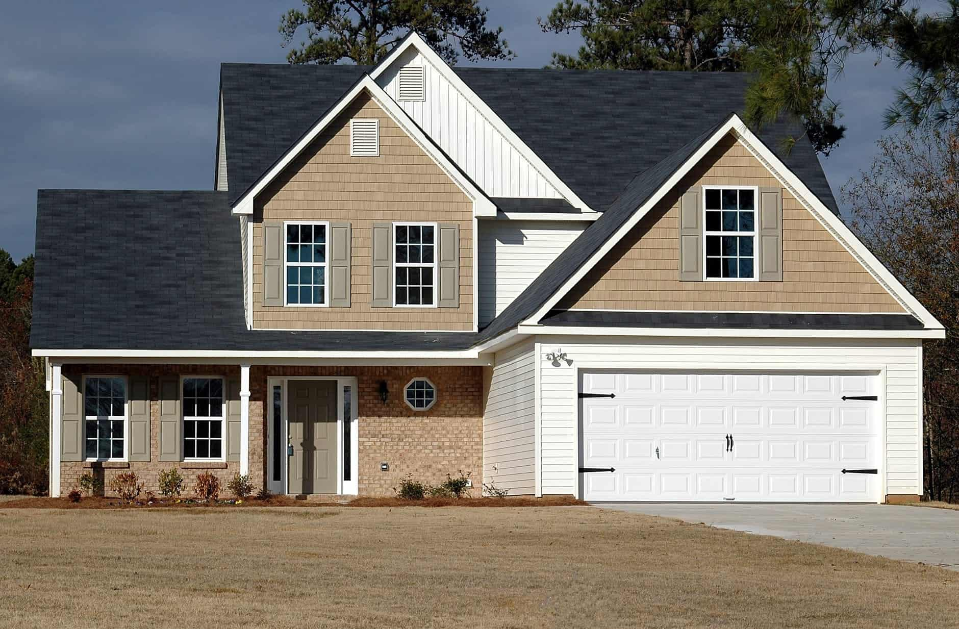 residential exterior house painting contractor in MA