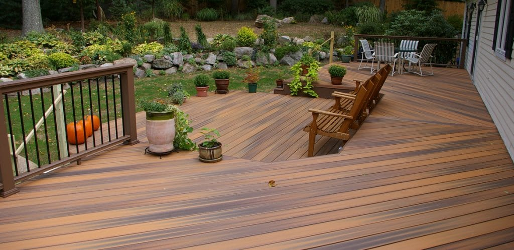 deck repair and house painting services MA
