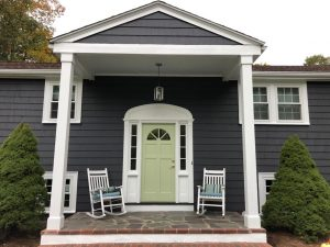 House restoration in Westwood MA