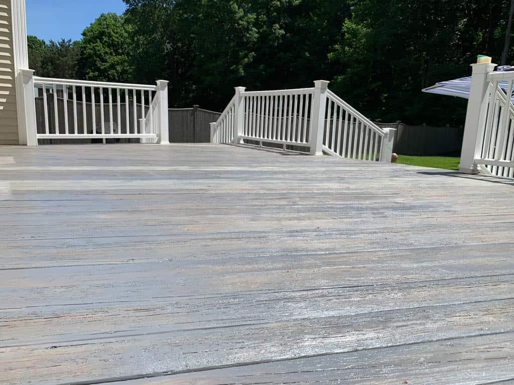 deck repair and restoration